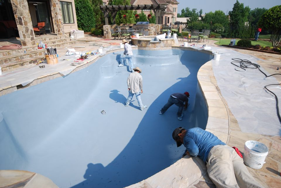 Pool construction by one of Charlotte's most reliable pool ...