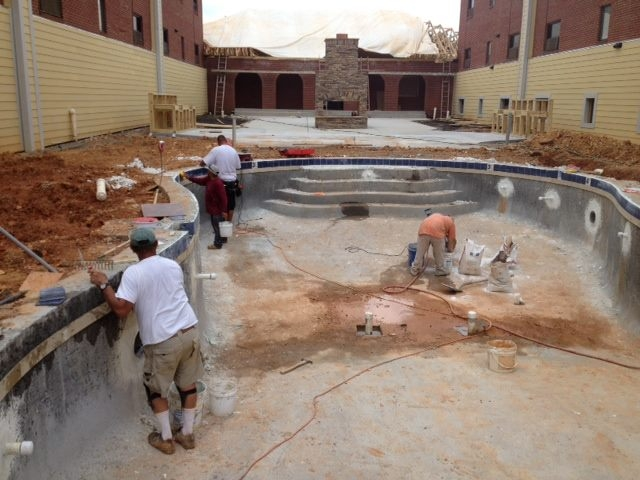 Charlottepoolplastering Charlotte Pool Repairs And